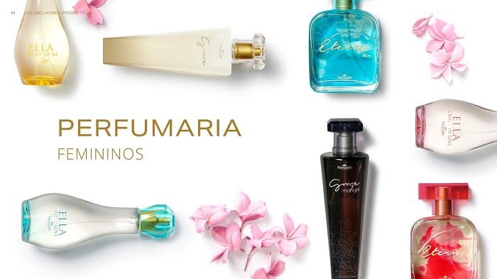 Perfumes Femininos Hinode Hinode