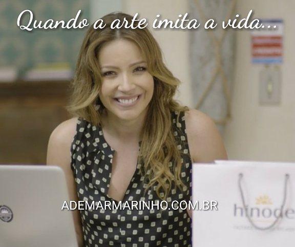 Novela Sol Nascente, Rede Globo de televisão a atriz Renata ... Hinode