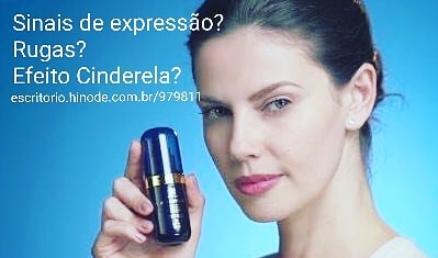 Age Reverse Booster Treatment sérum anti-idade Produtos Hinode