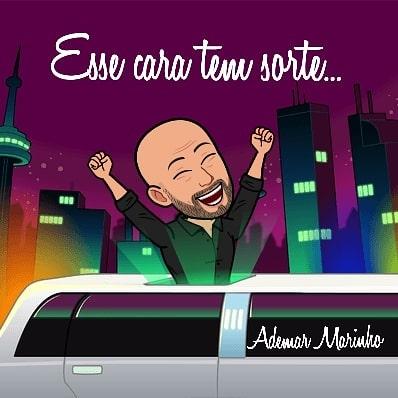 Sorte é quando a oportunidade encontra a atitude! Marketing Multinivel