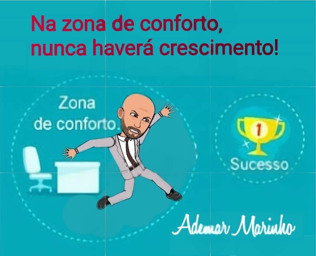 Zona de Conforto ou Zona de Confronto? Empreendedorismo